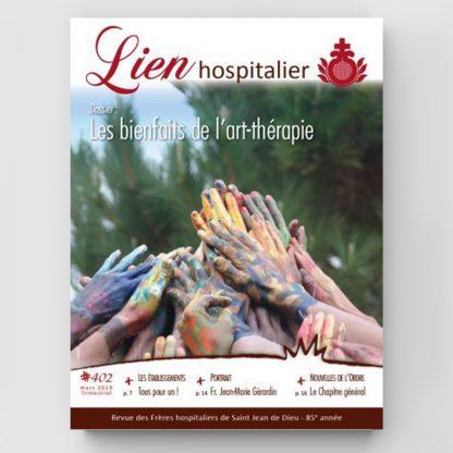 Lien Hospitalier – Abonnement annuel